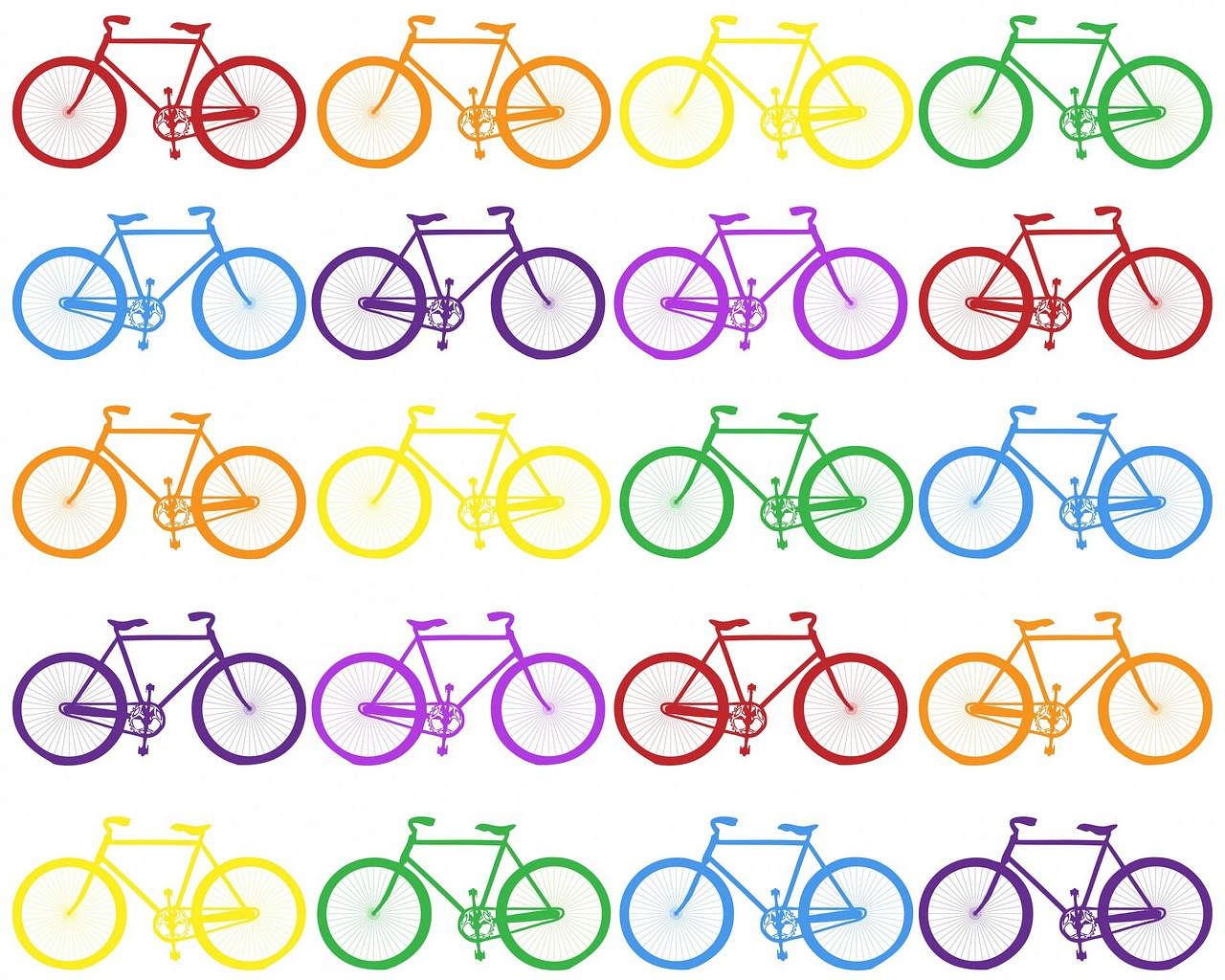 bicycle, bicycles, bike